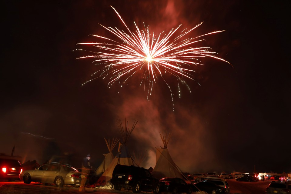 The Historic Victory at Standing Rock