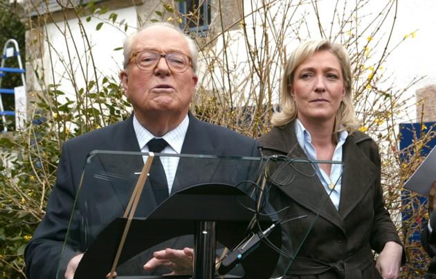 Marine Le Pen: Madame Présidente?