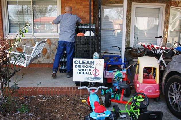 The Saga of North Carolina's Contaminated Water