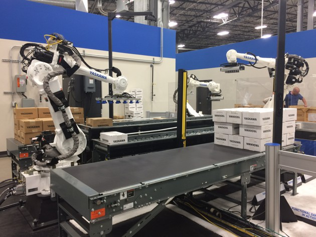 Making the Machines that Replace Humans