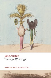 Cover image: Teenage Writings by Jane Austen