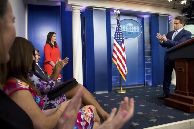 The Atlantic  Politics & Policy Daily: Sean Voyage