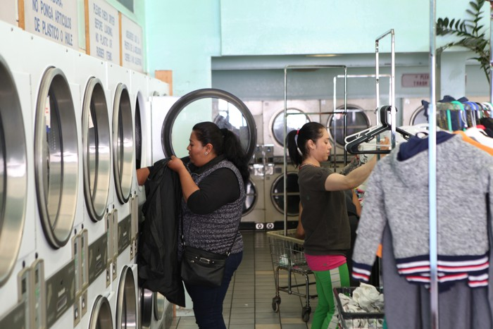 The Decline of the American Laundromat - The Atlantic