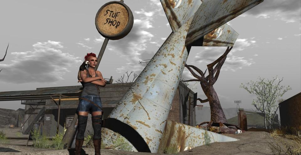 Second Life Still Has 600,000 Regular Users - The Atlantic