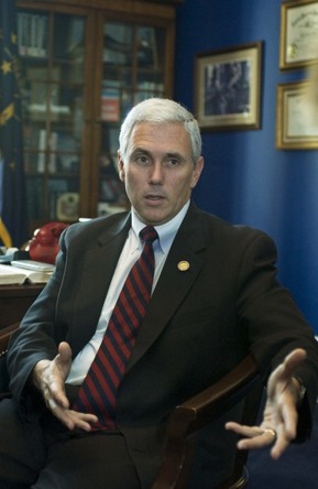 God S Plan For Mike Pence The Atlantic