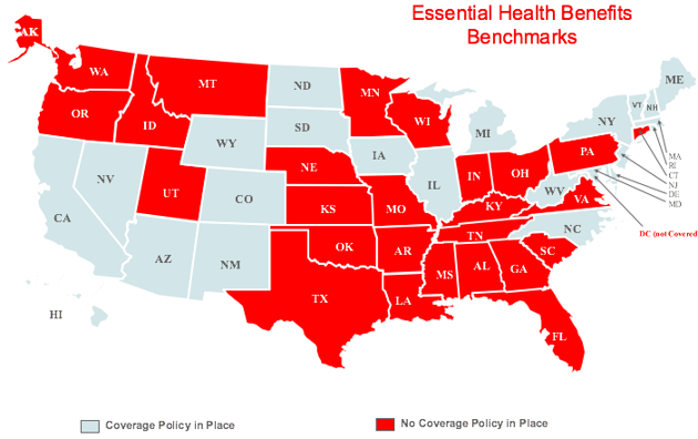 Which States Cover Weight-Loss Surgery? - The Atlantic