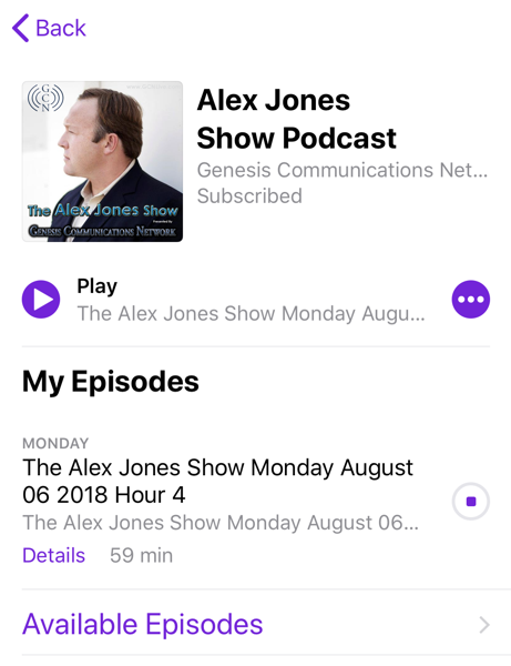 apple how to add podcasts manually