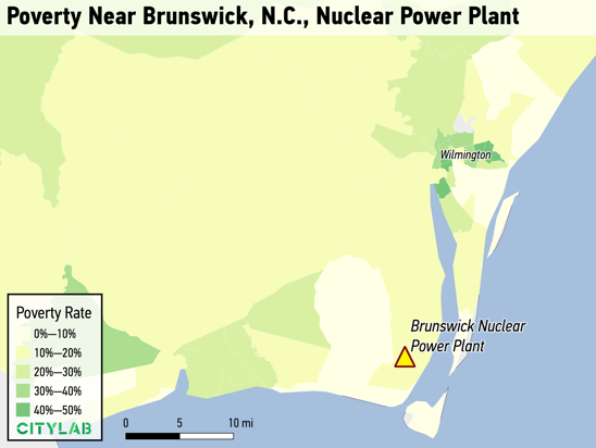 Hurricane Florence Is Coming for the South\'s Nuclear Power Plants ...