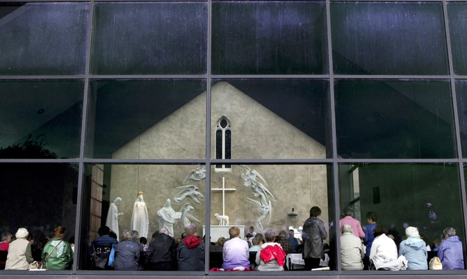 Should the Catholic Church Pay Reparations to Sex-Abuse Victims?