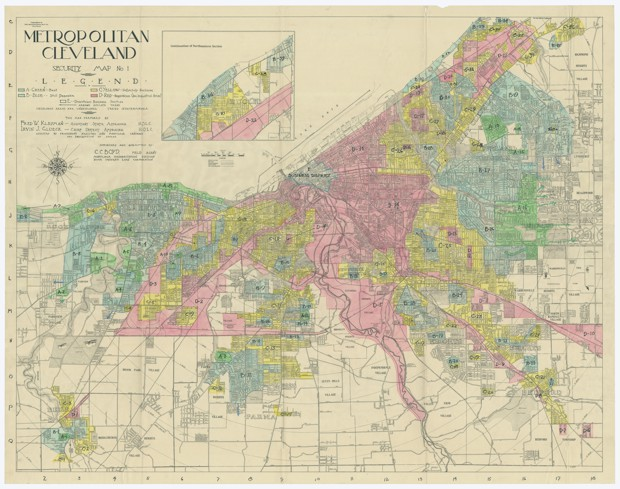 The Brazen Redlining Happening In Cleveland
