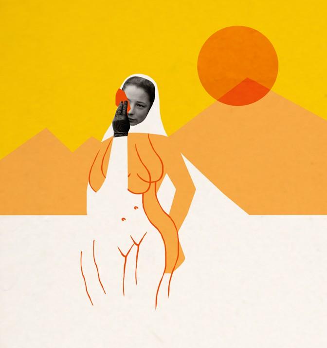 Illustration: Lucia Berlin