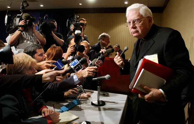 photo image The Pope's Top Reformer on Sexual Abuse Can't Fix the Catholic Church