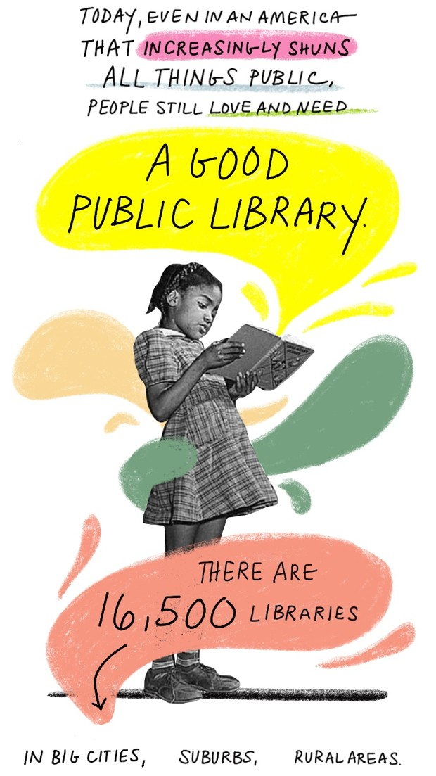 A History of the American Public Library - CityLab - Pocket