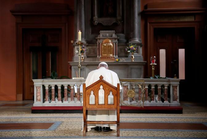Seán O'Malley, a Pope Francis Ally, on the Catholic Church