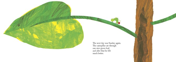 How 'The Very Hungry Caterpillar' Became a Classic - The