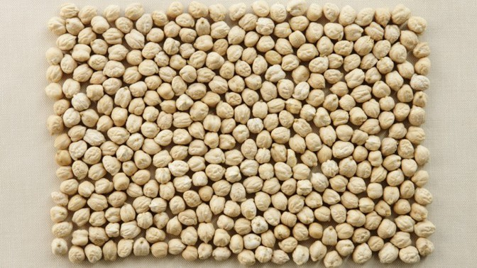 In the Future, Everything Will Be Made of Chickpeas