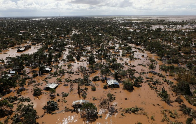 The Aftermath of Cyclone Idai in Mozambique and Zimbabwe