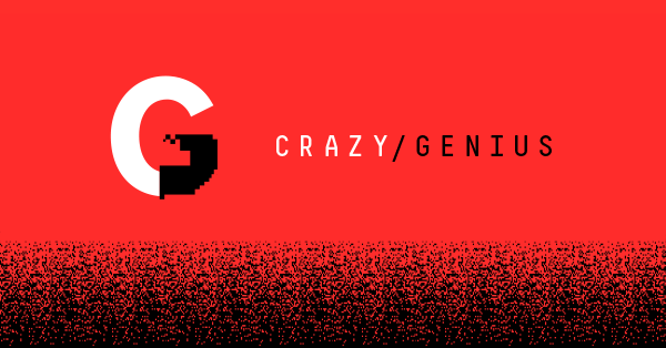Crazy/Genius: Why Surveillance Is the Climate Change of the Internet