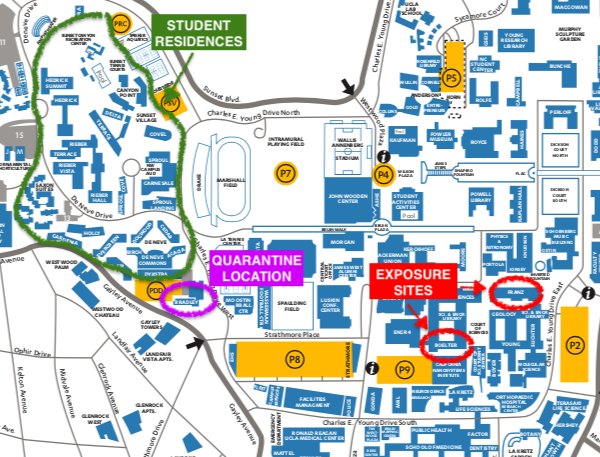 The UCLA Measles Quarantine: One Student's Experience - The