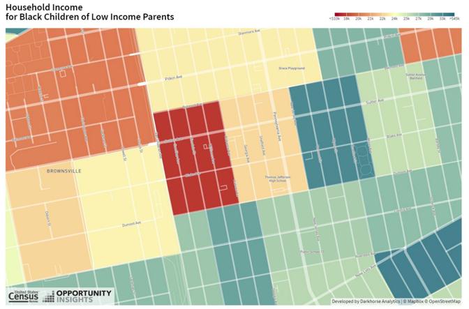 How Do Rich Neighborhoods Exist So Close to Poor Ones?