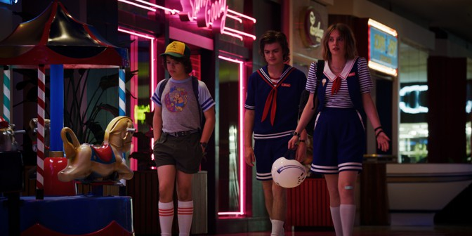 The Significance of Stranger Things 3's Starcourt Mall - The