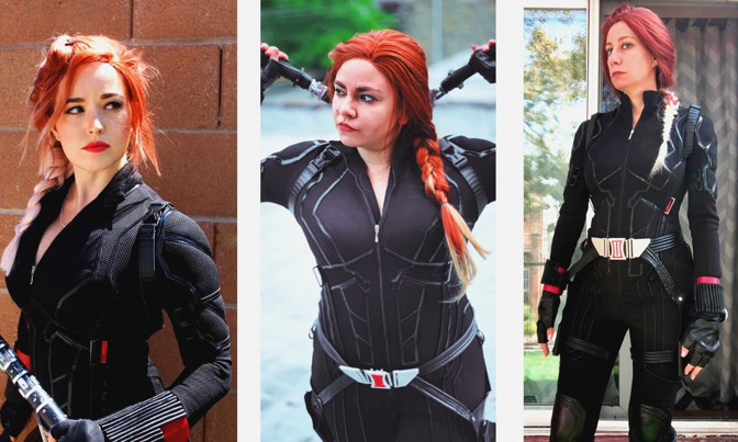 Cosplaying Black Widow Brought These Friends Together The Atlantic