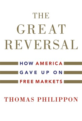 "cover of ""The Great Reversal"""