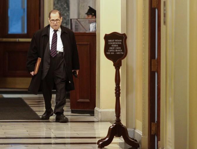 <em>The Atlantic</em> Politics Daily: Jerry Nadler Returns to  the Spotlight