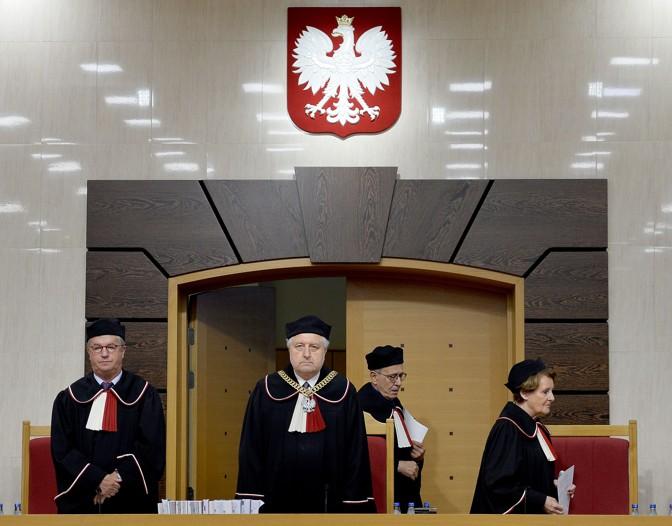 Judges in Poland