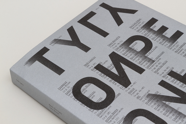Typographic Book Cover History : The grand passions and radical dogmas held in a typography