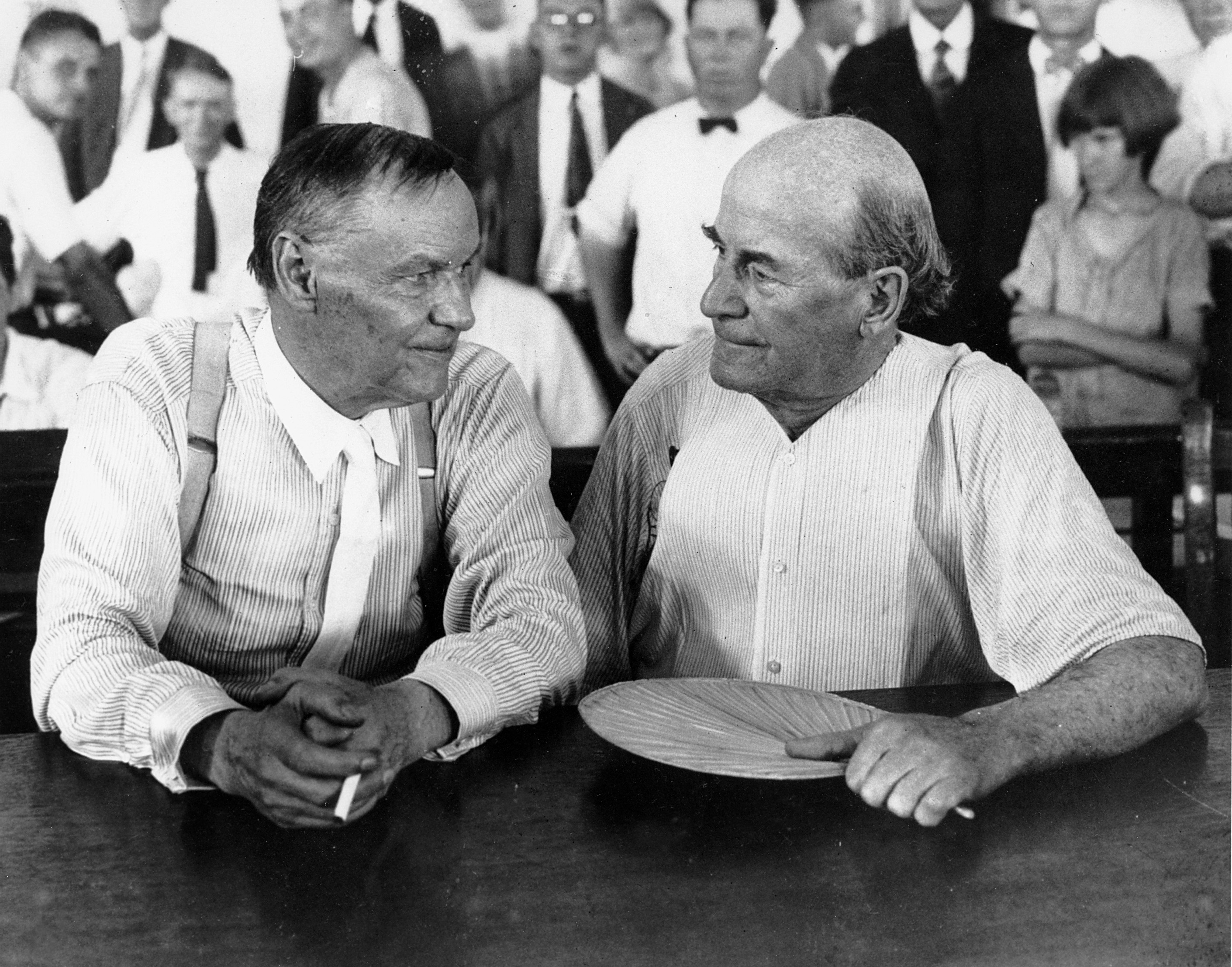 what the scopes trial teaches us about climate change denial the the case against reality