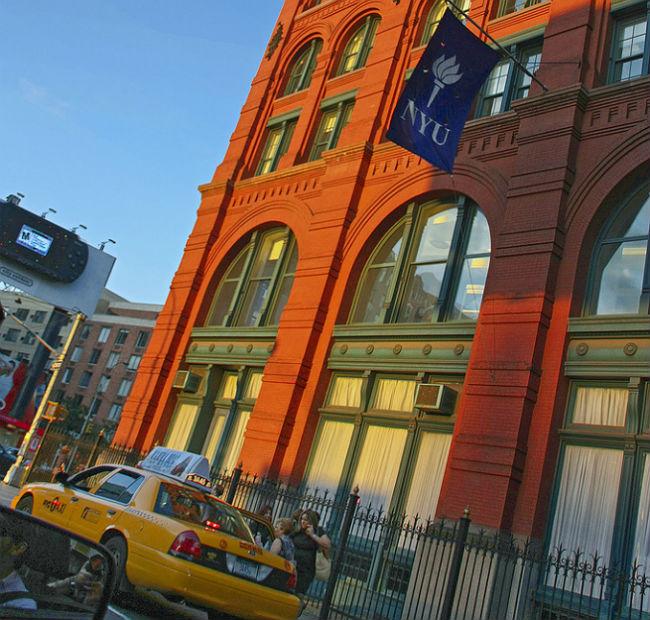 The Expensive Romance of NYU - The Atlantic