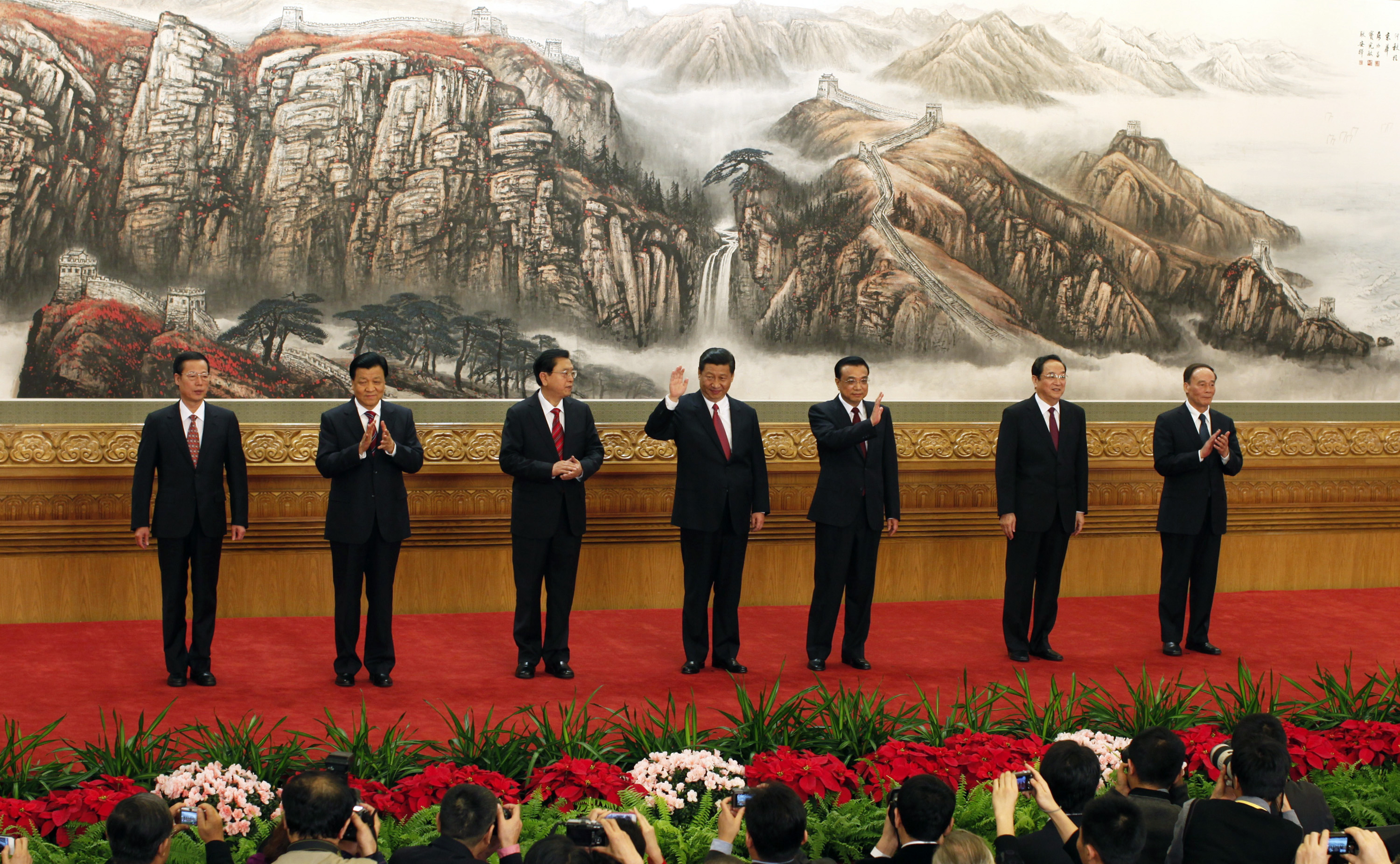Why Is the Chinese Communist Party So Tense? - The Atlantic