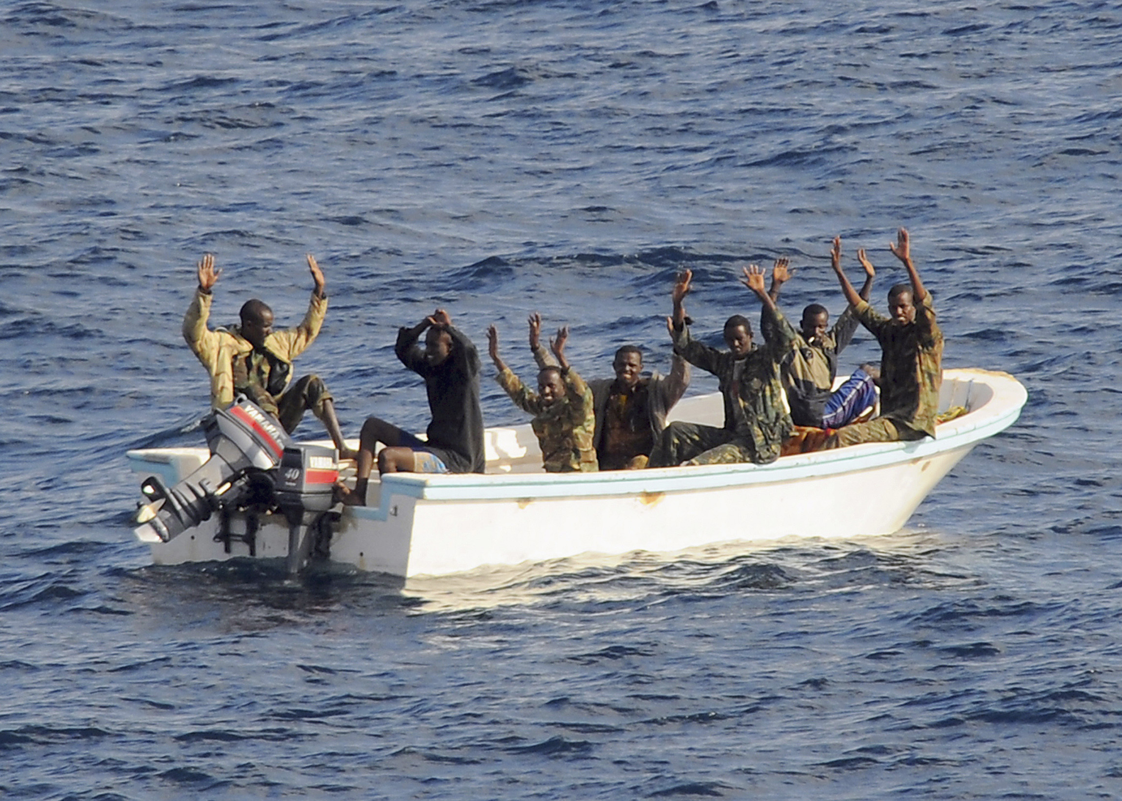 How Somali Pirates Almost (but Not Quite) Halted Vital ...