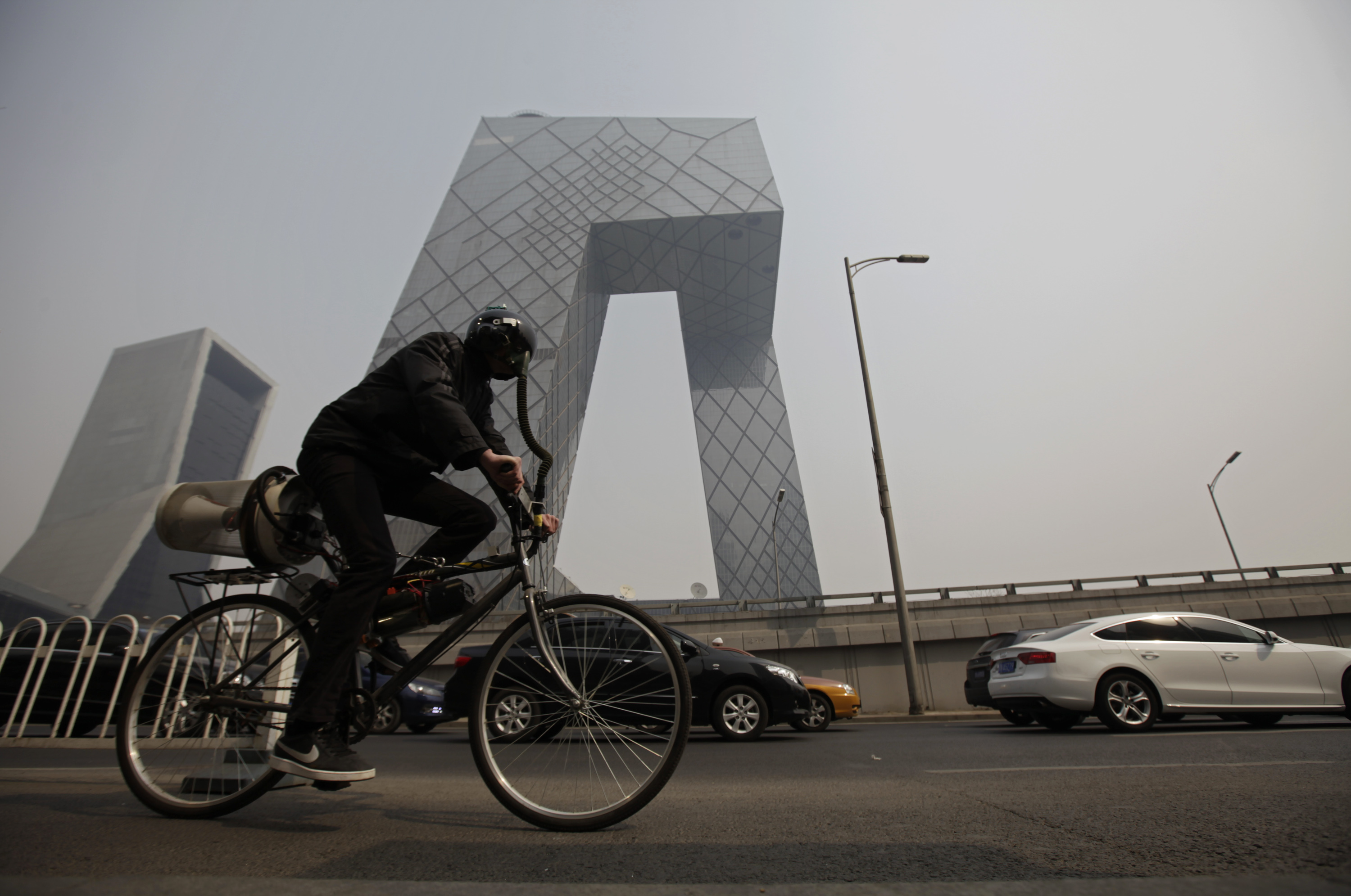 Is The Air Quality In Beijing Worse Than Ground Zero S After 9 11 The Atlantic