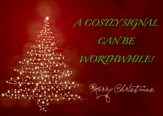 If Economists Wrote Christmas Cards