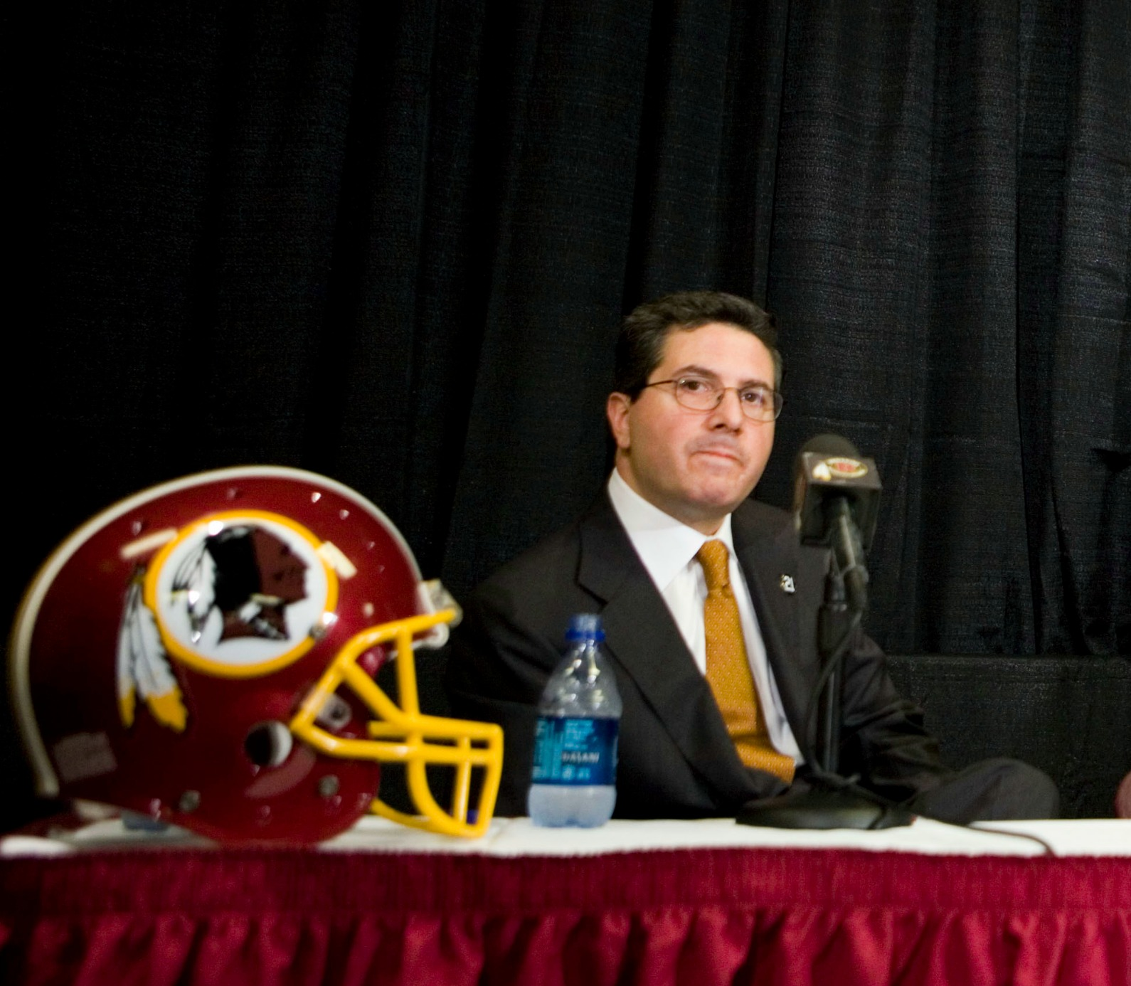 Daniel Snyder's Best Possible Answer to Critics of the Redskins
