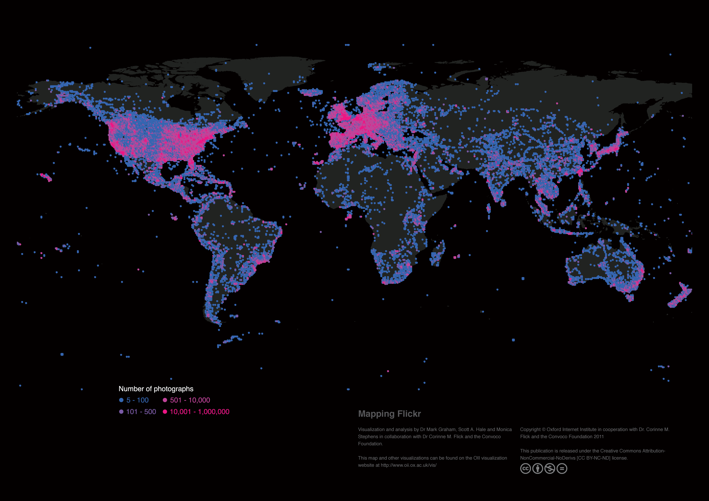 This Is The World On Flickr The Atlantic