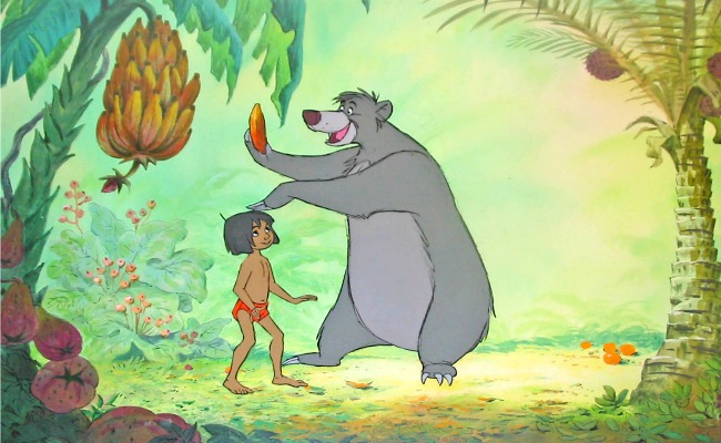 mowgli the jungle book cartoon