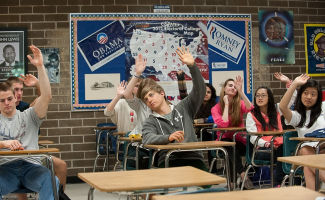 The Outsiders: How Can Millennials Change Washington If They
