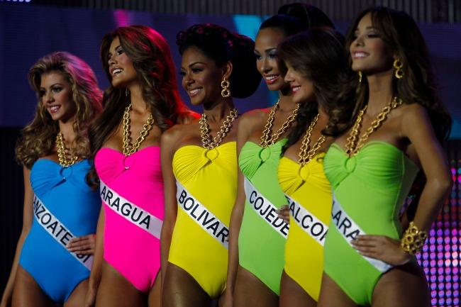 girls from venezuela
