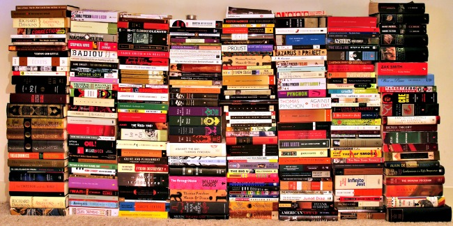 Holy Crap : The Flawed Notion That Novels Can Transcend Genres