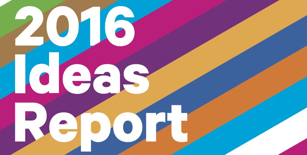Ideas 2016