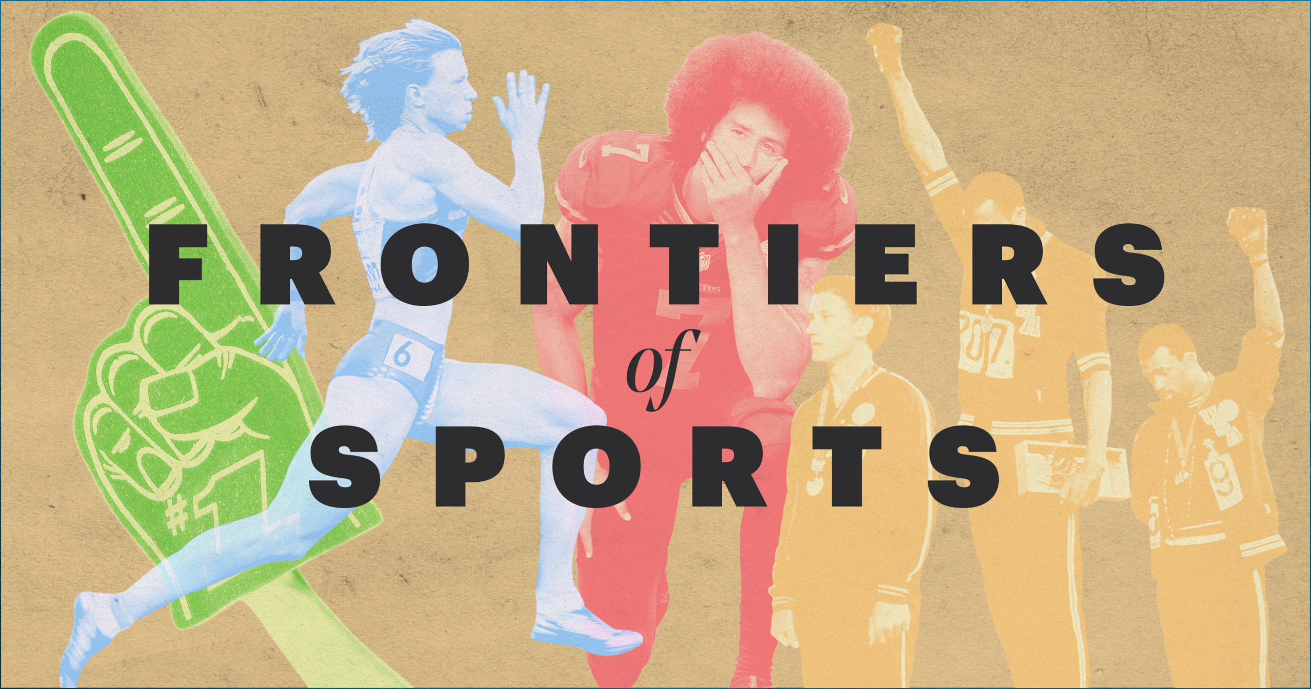 Frontiers of Sports
