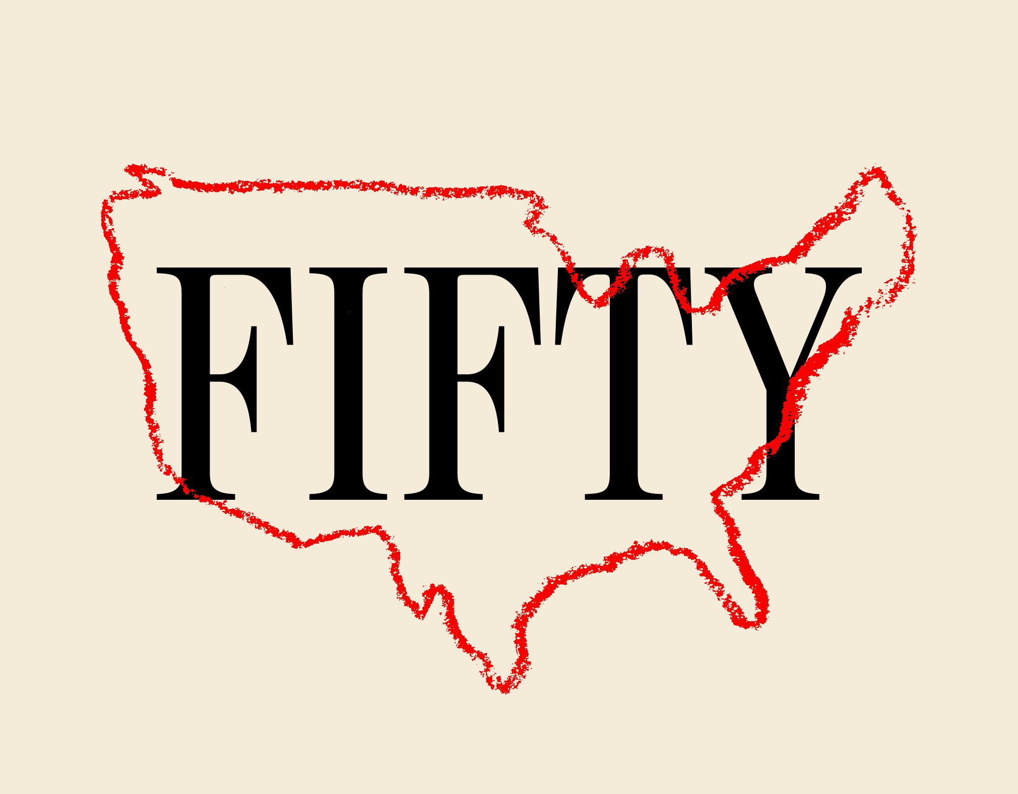 Fifty – photo collections from every state in the USA