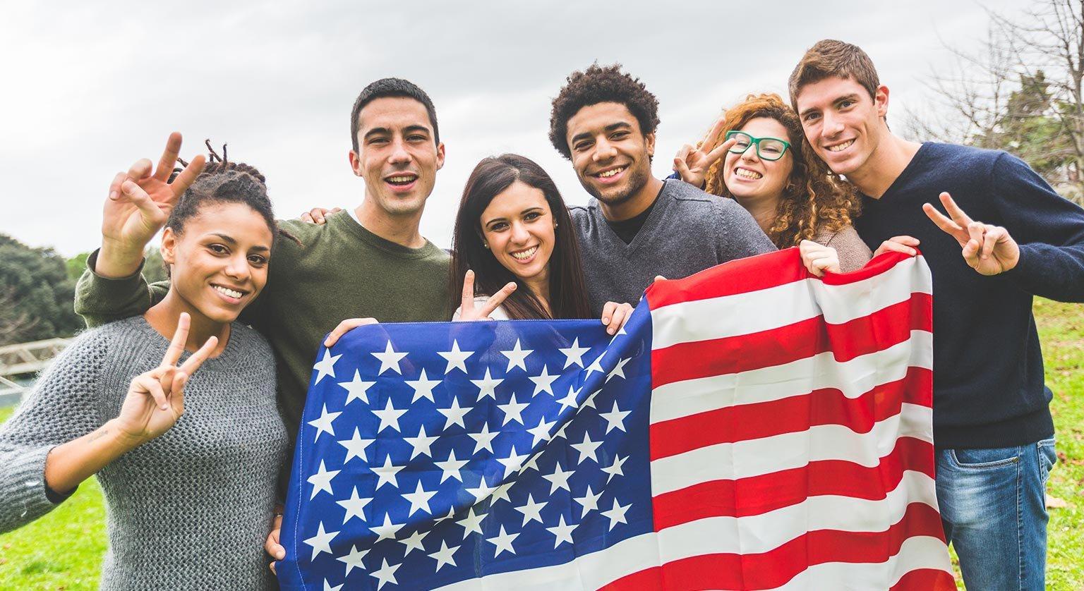 American teen spending