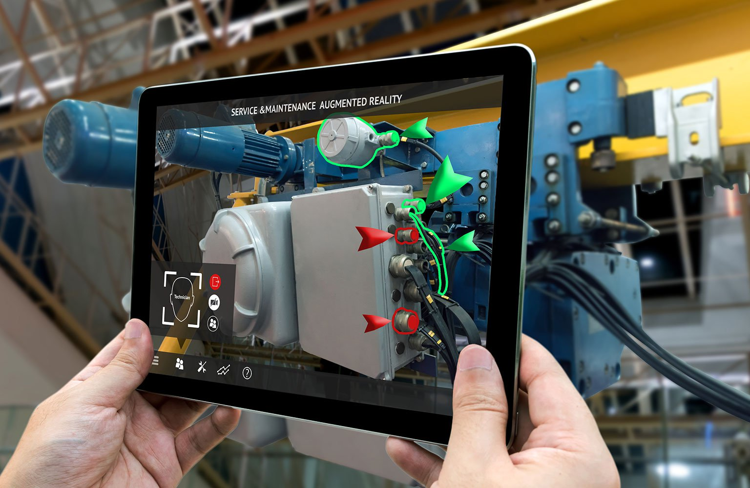 Augmented Reality Goes to Work - The Possibility Report