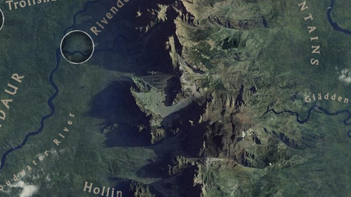 You Can Now Visit Middle Earth on Google Maps, If You\'re Into That ...