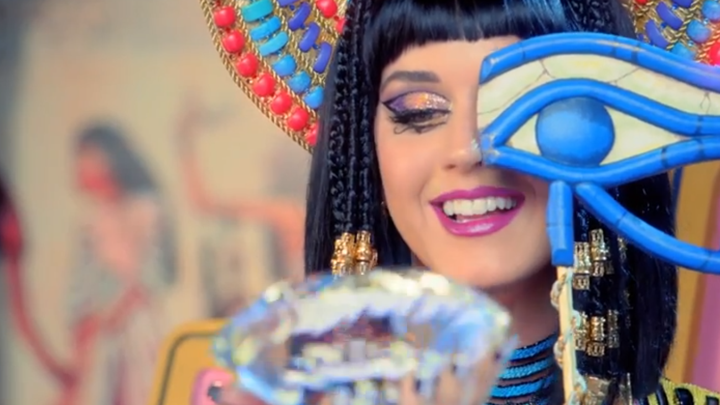 All The Illuminati References In Katy Perrys Dark Horse Video