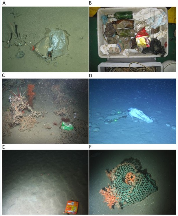 The Ocean Floor Is Littered with Humanity's Garbage